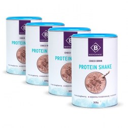 Sparpaket: 4x Protein Shake - Schoko