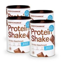 4x Protein Shake - Vanille oder Schoko