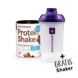 Protein Shake (Schoko) inkl. Shaker