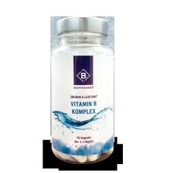 Vitamin B Komplex - Energie & Leistung (90 Kapseln)