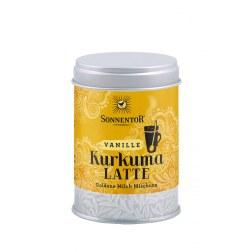 Bio Kurkuma Latte - Vanille (60g)