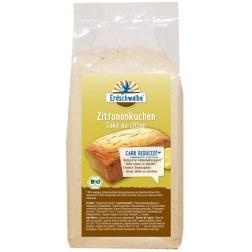 Bio Zitronenkuchen Backmischung (160g)
