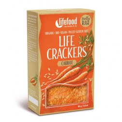 Bio Cracker Möhre (80g)