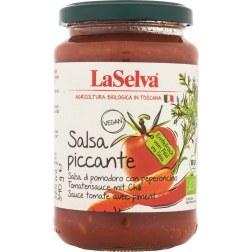 Bio Salsa piccante - Tomatensauce mit Chili (340g)
