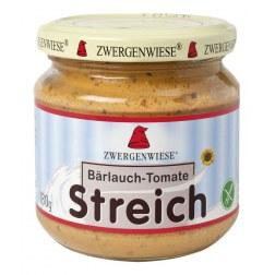 Aufstrich Bärlauch-Tomate Bio (180g)