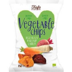 Bio Gemüse Chips (75g)