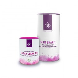 Sparpaket: Slim Shake + 14 Day Clean Tea