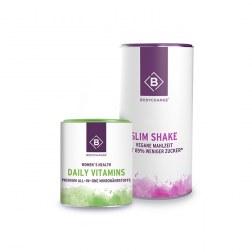 Sparpaket: Slim Shake + Daily Vitamins