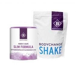 Sparpaket: Shake + Slim Formula