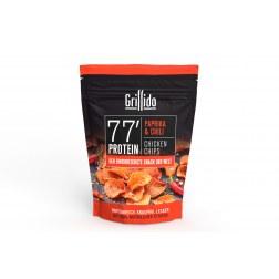 Chicken Chips Paprika & Chili (25g)