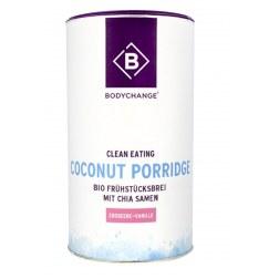 Bio Kokos Porridge - Erdbeere-Vanille (350g)