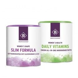 Sparpaket: Slim Formula + Daily Vitamins