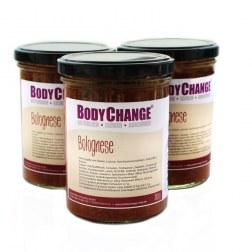 3x BodyChange Bolognese (3x380g)