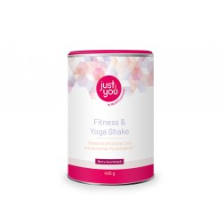Just You! Fitness & Yoga Shake Berry-Geschmack (400g)