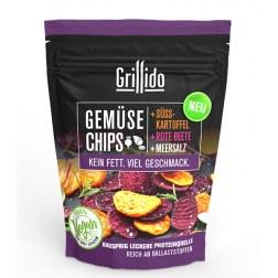 Gemüse Chips Gemüse Mix (25g)