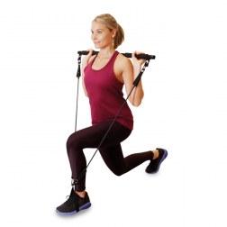 Just You! Gymstick Set inkl. Übungsposter & untersch. Stärke