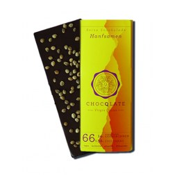 Schokolade mit Hanfsamen (75g)