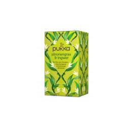 Bio Zitronengras & Ingwer Tee (20 Beutel)
