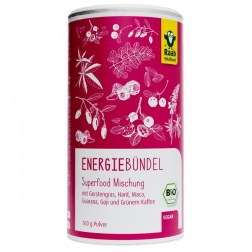 Bio Superfood Mischung Energiebündel (160g)