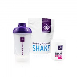 Sparpaket: Shake + Shake Turbo + Shaker