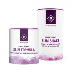 Sparpaket: Slim Formula + Slim Shake