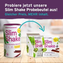 Slim Shake Vanille (500g) neues Design & verbesserter Geschmack