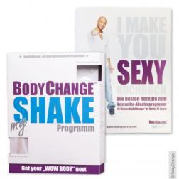 mySHAKE Starter Pack + Kochbuch