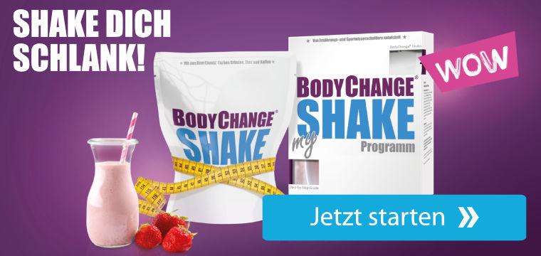 Shake dich schlank