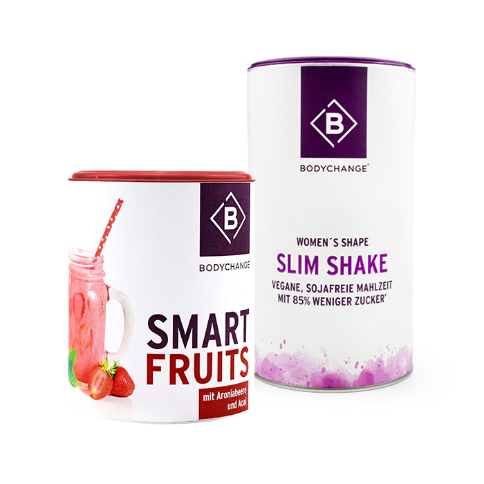 Slim Shake Sparpaket mit Smart Fruits