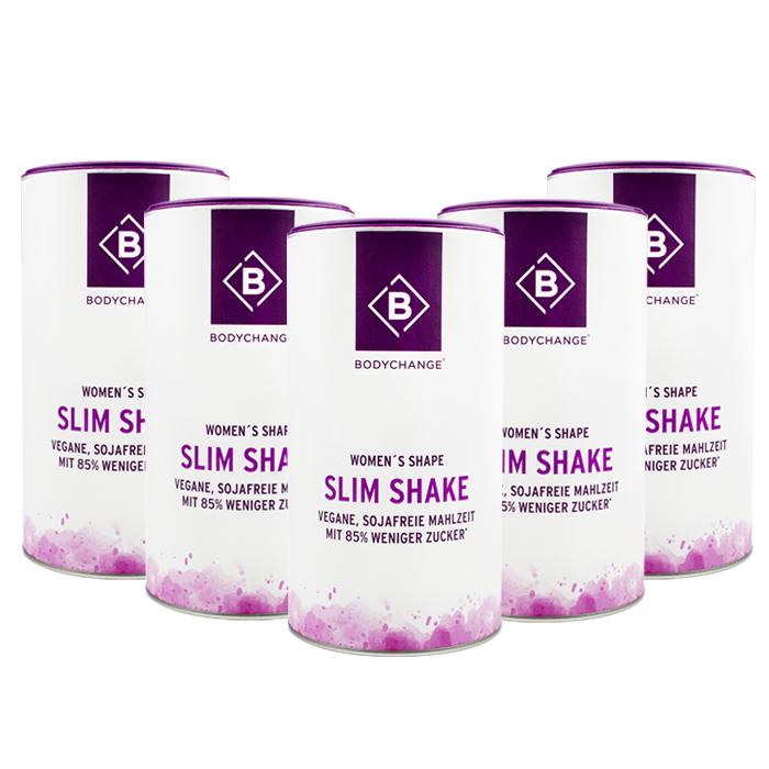Slim Shake 5er Sparpaket