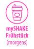 mySHAKE Frühstück
